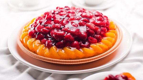 Raspberry tartalette 1,2 kg | Cafe Boulevard in Tallinn