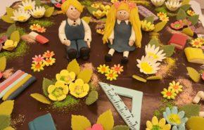 Kooli tort | Erikaunistusega tordid | Cafe Boulevard