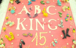 ABC King | Erikaunistusega tordid | Café Boulevard
