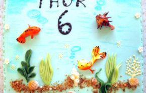 Merepõhi | Erikaunistusega tordid | Café Boulevard