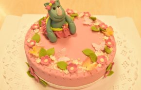 Ninasarvikupreiliga tort | Erikaunistusega tordid | Cafe Boulevard