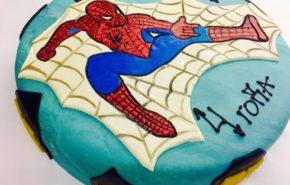 Ämblikmehega tort | Erikaunistusega tordid | Cafe Boulevard