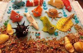 Kaladega tort | Erikaunistusega tordid | Cafe Boulevard