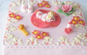 Katsikute tort beebiga | Cafe Boulevard