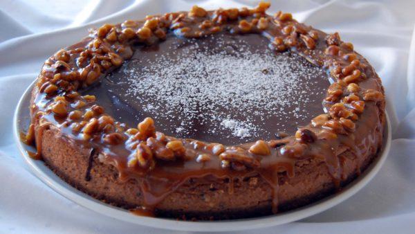 Шоколадный чизкейк 2 кг | Café Boulevard в Таллинне