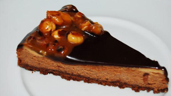 šokolaadi-toorjuustutort 2 kg - lõik | Cafe Boulevard