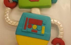 Roboti tort | Erikujulised tordid | Café Boulevard