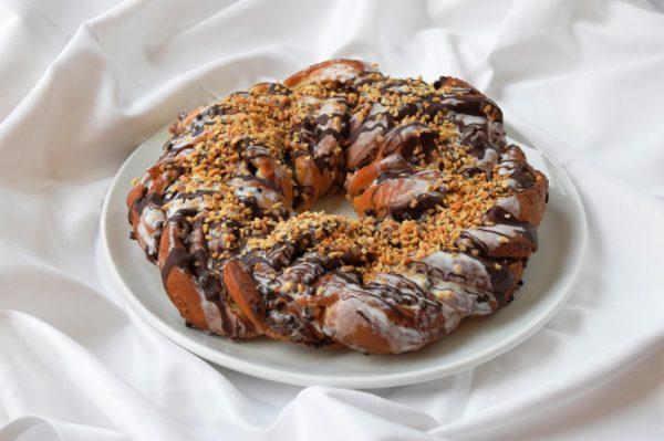 Шоколадный крендель 0,8 kg | Café Boulevard в Таллинне