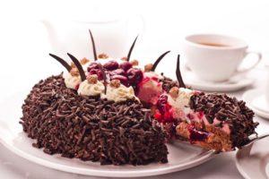 "Tort ""Schwartzwald"" 1,2 kg | Cafe Boulevard"