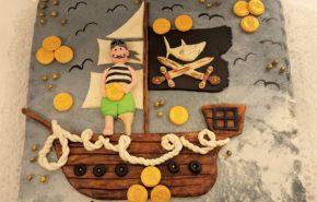 Piraaditort | erikaunistusega tordid | Cafe Boulevard