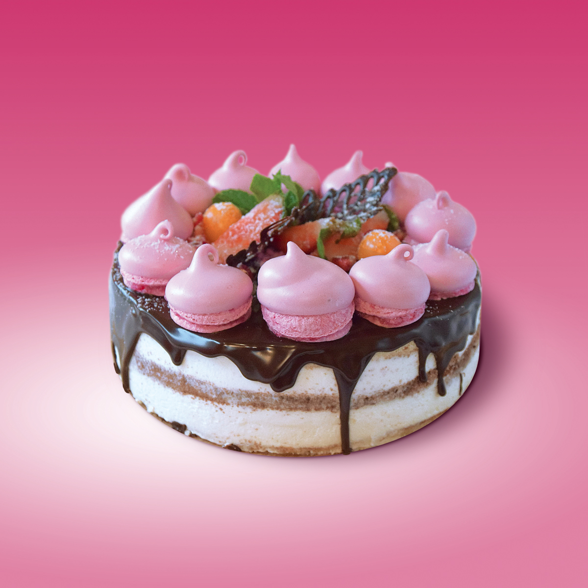 Images Of 2 Kg Cake : Strawberry-cream cheese cake 1,2 kg Cafe Boulevard