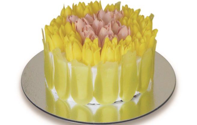 Spring Romance cake | Café Boulevard in Tallinn